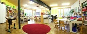 Montessori Schule March Primarstufe  2 - Räumlichkeiten